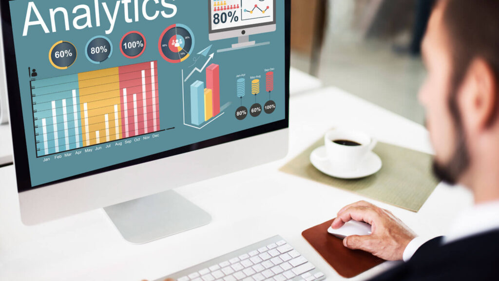 analysis of your growth with our Web Design and Development agency with Digital Marketing