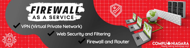 Banner Firewall as a Service